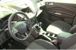 Vídeo Ford Grand C-MAX 2015 Interior