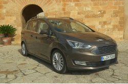 Vídeo Ford Grand C-MAX 2015 Trailer