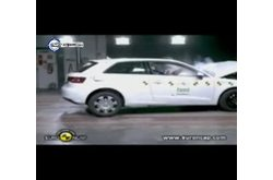Audi A3 Crash Test