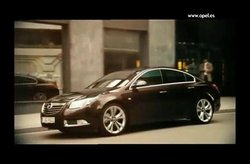 Video Opel Insignia Spot