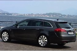 Video Opel Insignia Sports Tourer Prueba