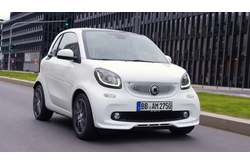 Vídeo smart BRABUS fortwo coupé 2016 Dinámico