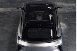 Fotos de coches Faraday Future FF 91