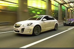 Video Opel Insignia OPC y Sports Tourer