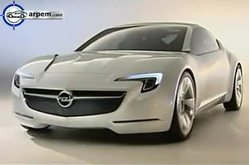 Video Opel Flextreme GT/E Concept