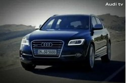 Video Audi SQ5 TDI detalles