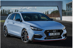 Hyundai i30 N: hasta 275 CV, cinco modos de conducción y amortiguación variable