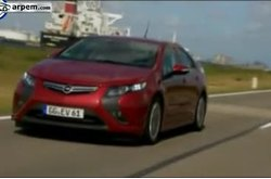 Video Opel Ampera Movimiento