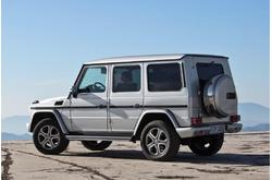 Fotos coches Mercedes-Benz Clase G