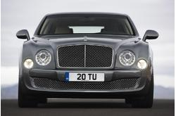Bentley Mulsanne Mulliner 2010