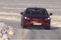 Video Opel Ampera Test