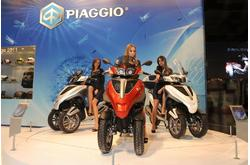 Fotos motos Piaggio MP3 Yourban 300