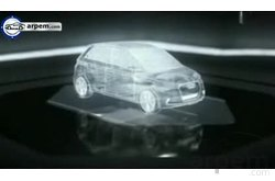 Video Audi A2 Concept Lanzamiento