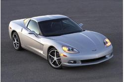 Corvette C6 Coupé 2008