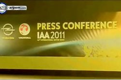 Video Opel Conferencia IAA 2011