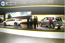Video Opel 360º IAA 2011