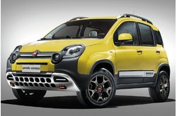 Fotos coches Fiat  Fiat  Panda Cross 1.3 Multijet 95 CV