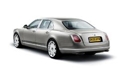 Fotos coches Bentley  Bentley  Mulsanne