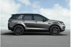 Fotos coches Land Rover Discovery Sport
