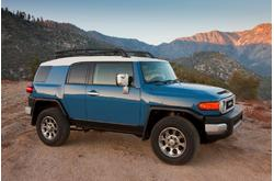 Fotos de coches Toyota FJ Cruiser