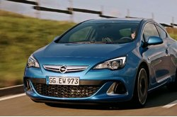 Opel Astra OPC Test Velocidad