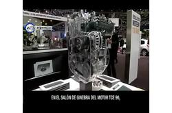 Video Renault Motor TCe 90 Ginebra 2012