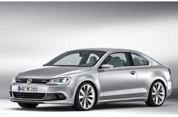Fotos de coches Volkswagen New Compact Coupe