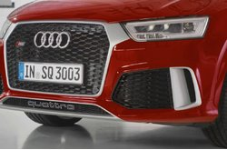 Vídeo Audi RS Q3 2015 Exterior
