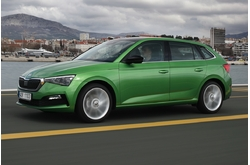 Fotos de coches Skoda Scala