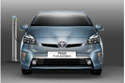 Fotos coches Toyota  Toyota  Prius Plug-in Hybrid Advance