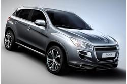 Fotos coches Peugeot 4008