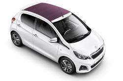 Fotos coches Peugeot  Peugeot  108 5p Open TOP! 1.2 PureTech 82