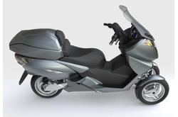 Fotos motos Vectrix Electric 3W