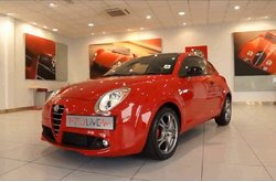 Video Alfa Romeo Mito Live