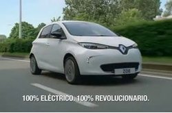Video Renault ZOE Trailer