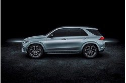 Fotos coches Mercedes-Benz  Mercedes-Benz  GLE 450 4MATIC