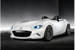 MX-5 Speedster Evolution (prototipo)