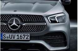 Fotos de coches Mercedes-Benz GLE