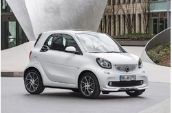 smart BRABUS fortwo coupé 2016