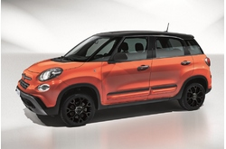 Fiat 500L City Cross 2017