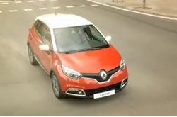 Video Renault Captur Clip