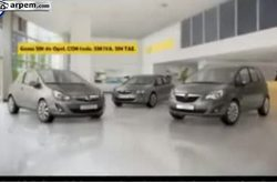 Video Opel Gama Sin