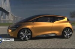 Video Renault R-Space Detalles