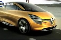 Video Renault R-Space Trailer