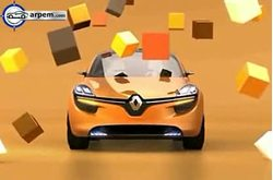 Video Renault R-Space Lanzamiento