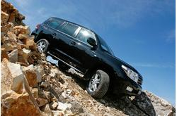 Fotos de coches Toyota Land Cruiser 200