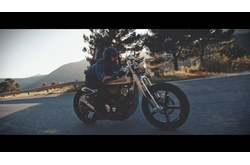 Vídeo Yamaha XV950 'Playa del Rey' 2015 Trailer