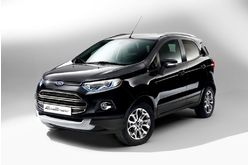 Fotos coches Ford EcoSport