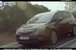 Video Opel Zafira Tourer Difícil