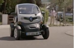 Video Renault Twizy Trailer